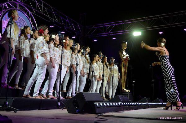 XV Certamen de Habaneras 2017 Coro Joven de Torrevieja