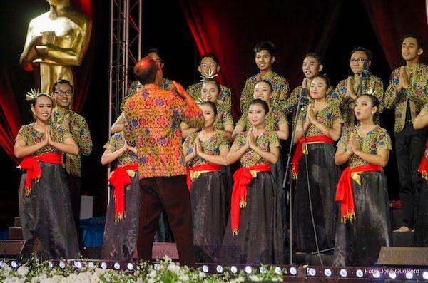 XV Certamen de Habaneras 2017 Indonesia