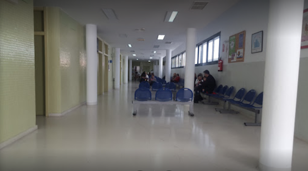 centro de salud Aguadulce Sur