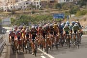 La Vuelta Ciclista regresa a la provincia de Almería con meta en Calar Alto