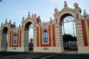 Calor y viento de levante para el primer fin de semana de la Feria de Almería