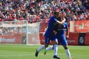 El Almería ya espera al Oviedo con la ilusión por las nubes