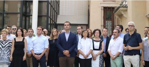 Ayuntamiento Almería condena atentado