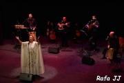 Betty Missiego cierra los conciertos del verano en el Castillo de Guardias Viejas