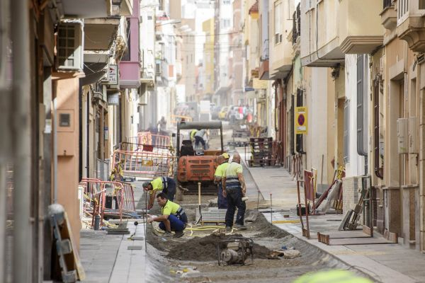 Calle Regocijos, Almería