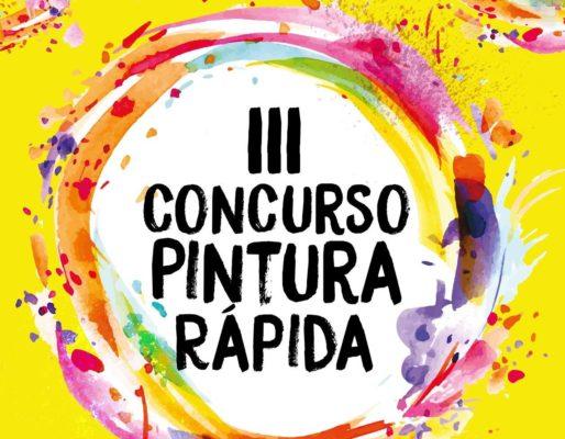 Cartel Concurso Pintura Rápida