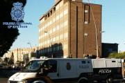 Detenidos dos fugitivos en Almería reclamados por las autoridades de sus países de origen