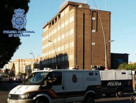 Comisaria Policía Almería