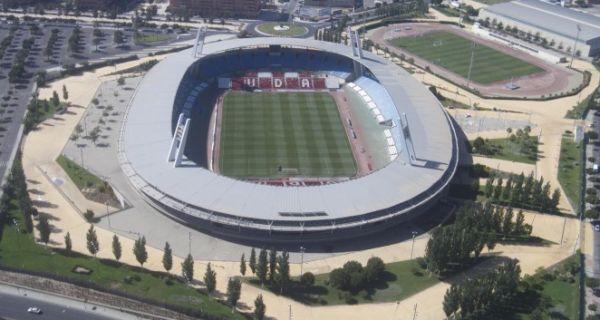 Estadio Juegos Mediterráneos