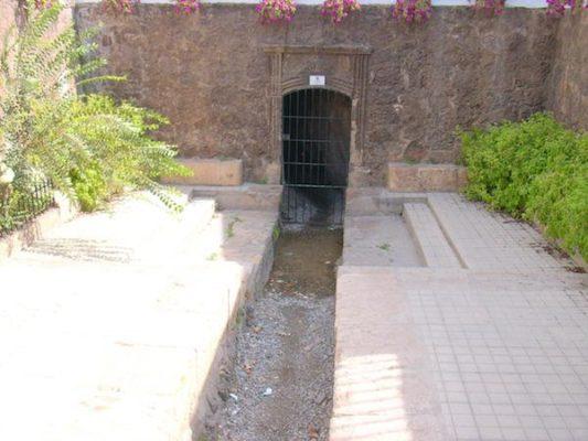 Fuente Alcaudique Berja