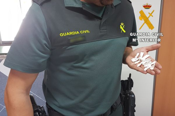 Guardia Civil, Cocaina, Abla