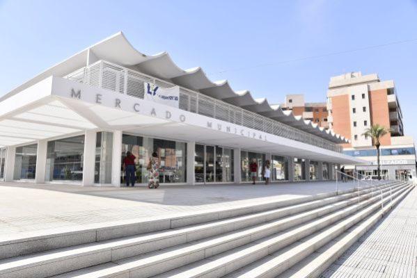 Mercado Abastos Roquetas