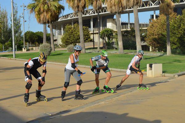 Torneo Velocidad Roller, Almería