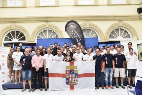 Travesía solidaria Carboneras-Cabo de Gata