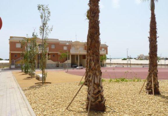 Zona verde El Alquián