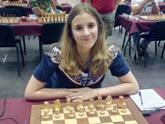Ana Redondo, ajedrez