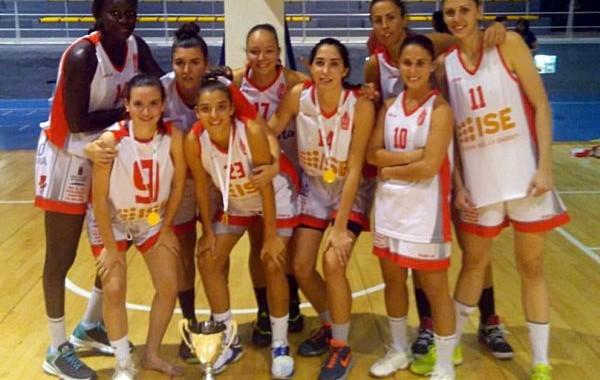 CB Almería, campeón de la Copa de Andalucía