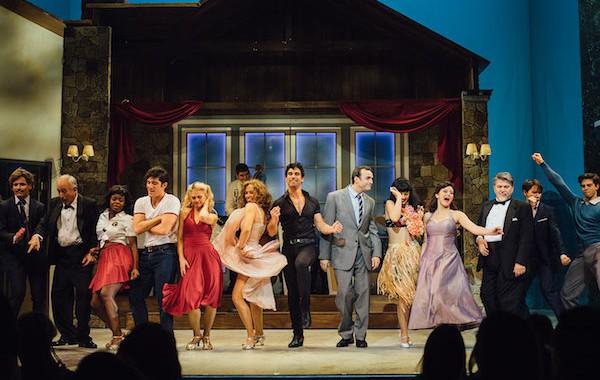 La versión teatral de 'Dirty dancing' llega al Mestro Padilla para quedarse cinco días