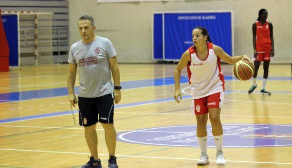 ISE CB Almeria Isa Latorre