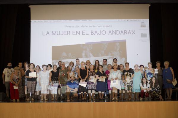 Mujeres Bajo Andarax, doumental
