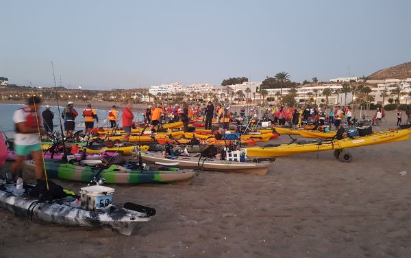 Open Kayak Carboneras
