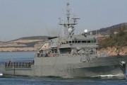 El patrullero 'Atalaya' de la Armada hará escala de dos días en el puerto de Almería