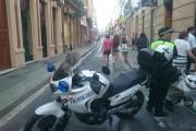 Detenido en Almería tras golpear a su pareja hasta dejarla inconsciente y abusar de ella en plena calle
