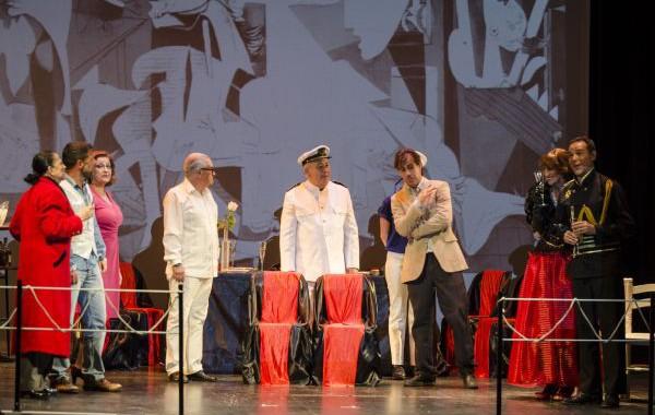 El Apolo abre una nueva temporada de teatro aficionado