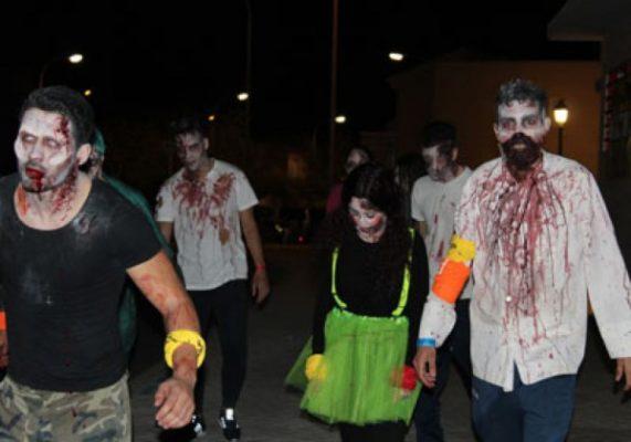 Zombie Vicar