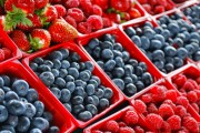 Aprobados los requisitos para el cultivo de arándanos, frambuesa y mora en Producción Integrada