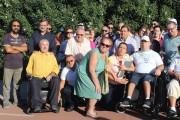 Verdiblanca lleva a sus socios de vacaciones de ecoturismo adaptado por la Alpujarra