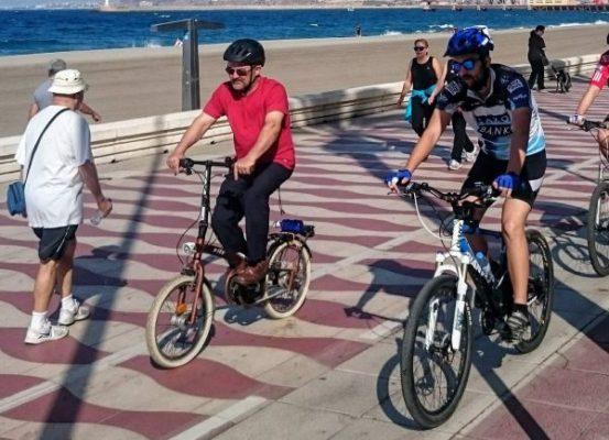 Bicicletas Almería