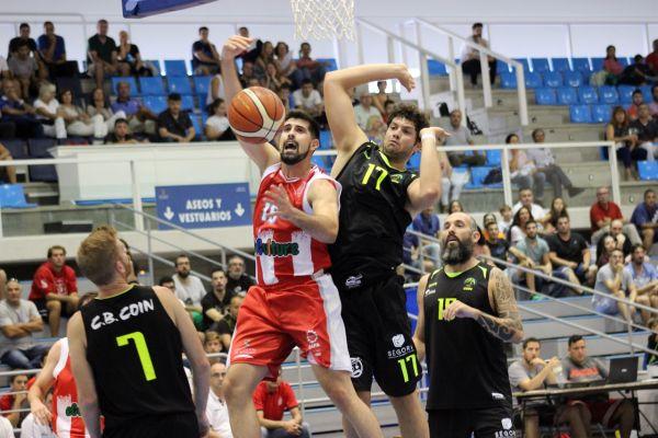 CB Almería-Deportivo Coín