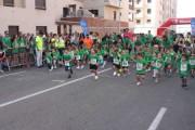 Carrera solidaria del colegio Portocarrero con la Asociación Dárata