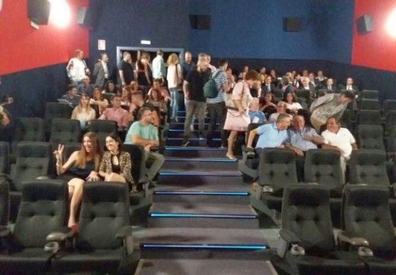 Nuevos cines de Copo