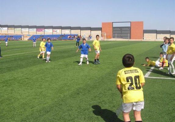 El Ejido acoge el Torneo Nacional Infantil de Fútbol 3