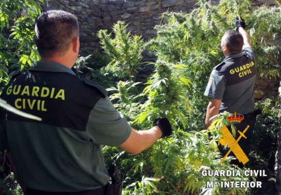 Guardia Civil. Almería