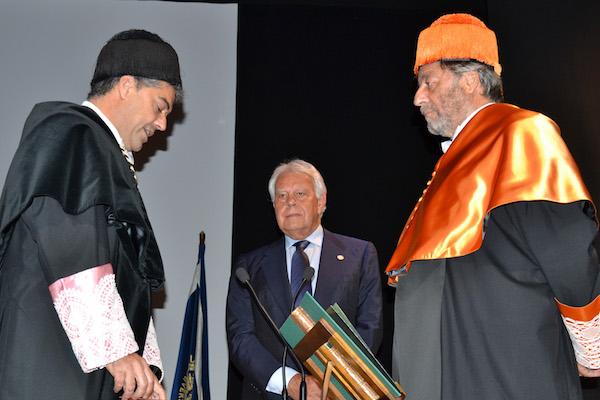 Moya Angeler honoris CAUSA