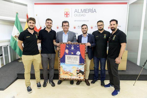 Presentación Certámen de Tunas Almería