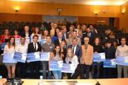 La Universidad de Almería entrega ocho Becas de Excelencia