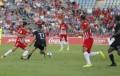 El Almería se centra en su visita a Vallecas para olvidar la derrota ante el Huesca