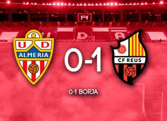 UD Almería-Reus