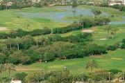 El Ejido empieza a regar con agua depurada las zonas verdes y el campo de golf de Almerimar