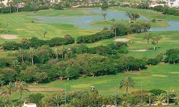 campo de golf almerimar