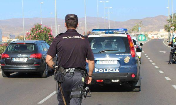 policía nacional almeria