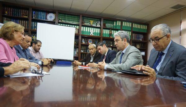 puerto de Almería reunión Argelia