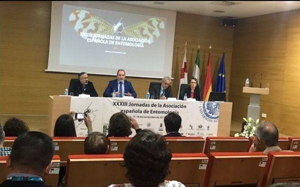 20171115_Inauguración_jornadas_entomología_UAL