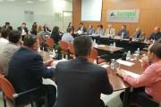 La Junta presenta a los empresarios de Almería las partidas para la provincia de los Presupuestos de 2018