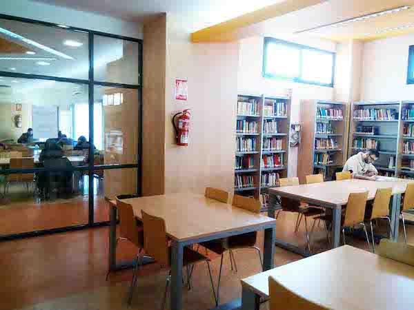 Biblioteca Roquetas