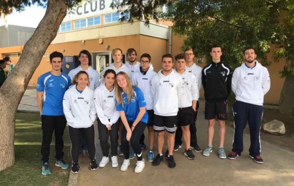 Resultados del Club H2O en la 2ª fase territorial de los campeonatos de Andalucía